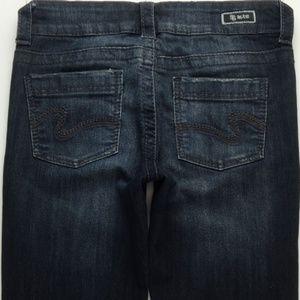 See Thru Soul STS Boot Cut Jeans Women's 26 B663